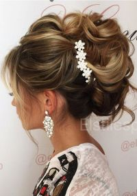 Half-updo, Braids, Chongos Updo Wedding Hairstyles ...