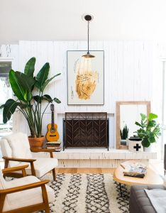 Step inside the sunny home of erin barrett also living http renovandlove entreprise renovation appartement rh pinterest