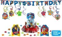 PAW Patrol Table Decorating Kit 23pc - Party City ...