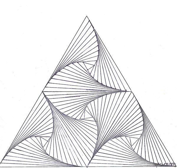 Spirograph triangle by betweenthepages on DeviantArt
