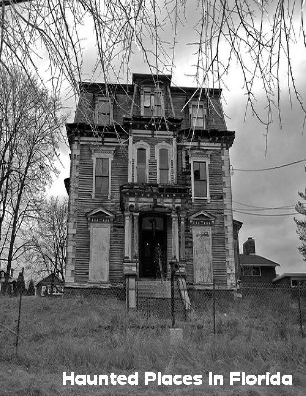 Halloween Haunted House Near Me