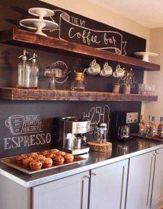 Home Coffee Bar Design Ideas - valoblogi.com