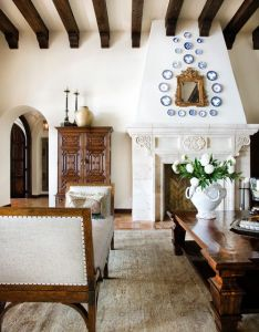 Spanish style home pinterest and architecture interiors also rh