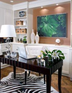 Ideas for home office decor women desk decorating also foxy rh uk pinterest