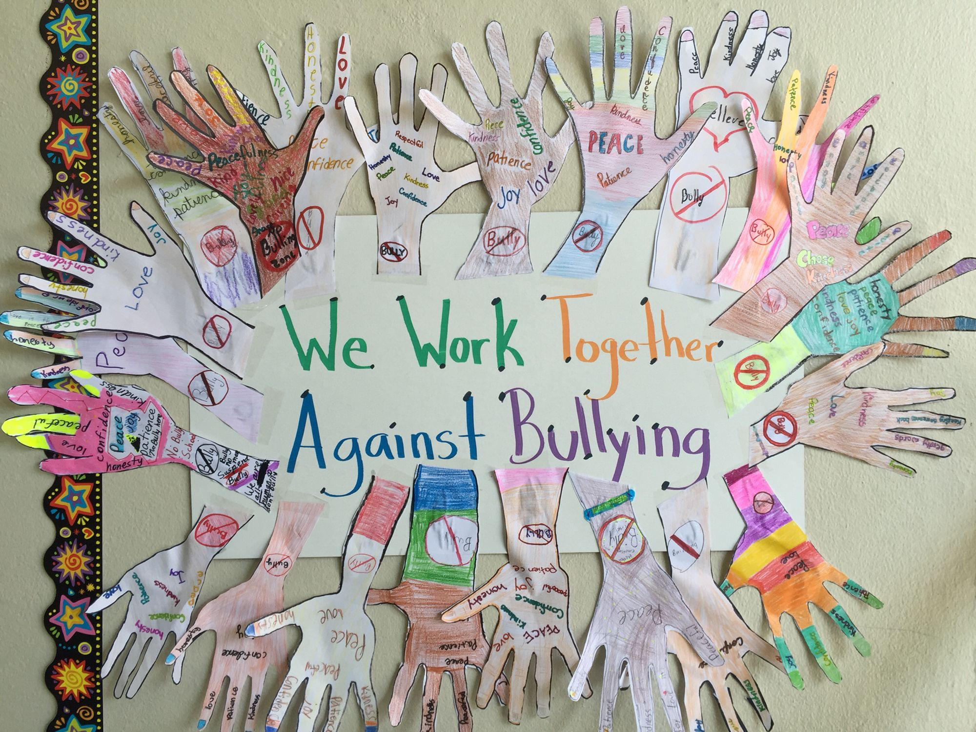 Anti Bullying Activities For Elementary School Students