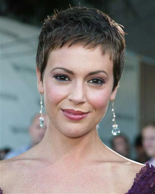 Very Short Hairstyles For Women Over 50 Short Pixie For Women
