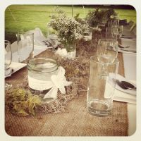 rustic bridal shower decoration ideas