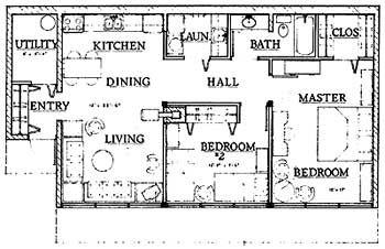 Solar Passive House Designs Canberra House Interior