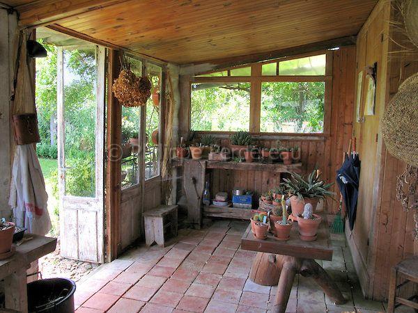 Garden Shed Interior Google Search Potting Sheds Pinterest