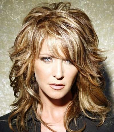 Shoulder Length Layered Hairstyles Haircuts With Layers Layered