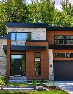 Contemporary also les constructions raymond et fils blainville maison vendre rh pinterest