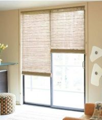 window treatments for sliding glass doors - Google Search ...