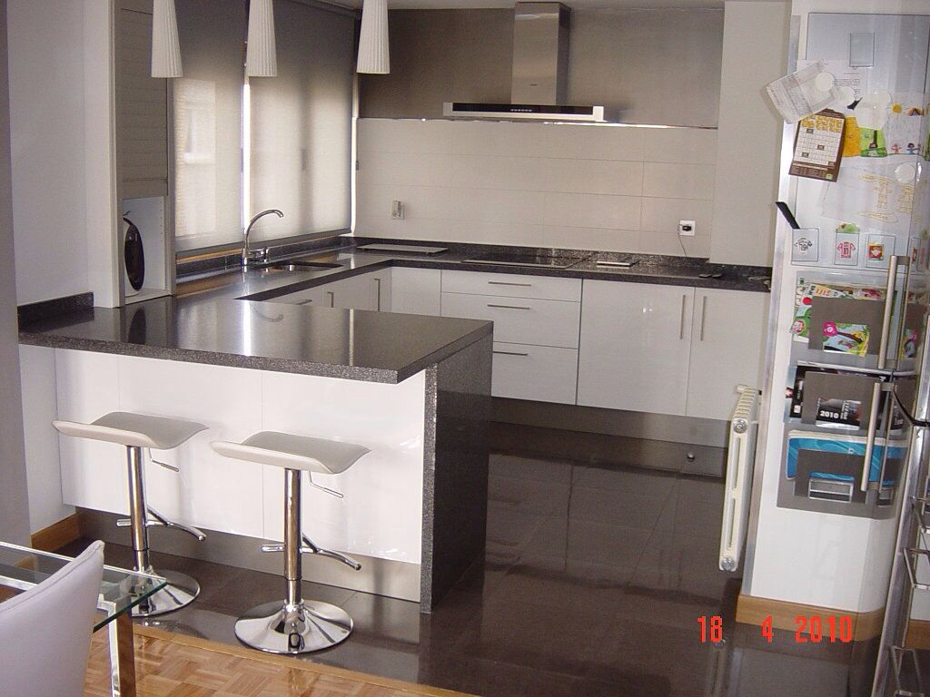 Cocinas Kitchen Cocina Con Barra Desayunos Deco Pinterest Kitchens