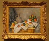 Curtain, Pitcher, and a Fruit Bowl, 1893-94; by Paul ...
