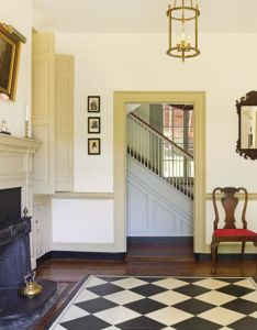 Restoring  historic federal house in maryland old restoration products  decorating also rh pinterest