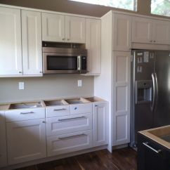 Kitchen Cabinet Ikea Faucet Ramsjo White Cabinets But Don 39t Install Microwave