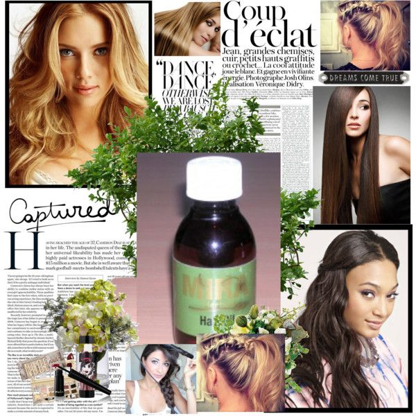 How To Make Your Hair Grow Faster Longer Thicker & More