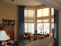 Double Rod Curtain Ideas Decoration Ideas CURTAINS FOR ...