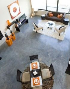 Orange home decor design pictures remodel and ideas page also good way to ide up  big room for the pinterest mo rh