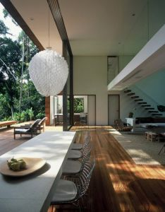 It   always fun to see the homes that architects design for themself brazilian architect arthur also rh pinterest