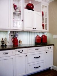 Red Kitchen Accents on Pinterest