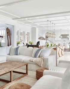 Amagansett beach house room interiorbeach housesmy also the best images about se di casa on pinterest rh uk