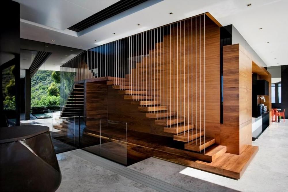 Contemporary Staircase Design Staircase Design For Small Spaces In
