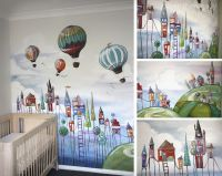 Wall Mural For Nursery ~ TheNurseries