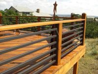Metal Deck Railing Ideas See 100s of Deck Railing Ideas