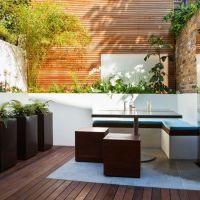 Modern urban garden escape   Contemporary gardens   Garden ...