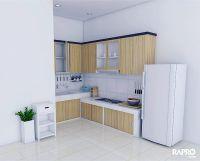 Gambar Kitchen Set Minimalis 2017   Dapur Minimalis Idaman ...