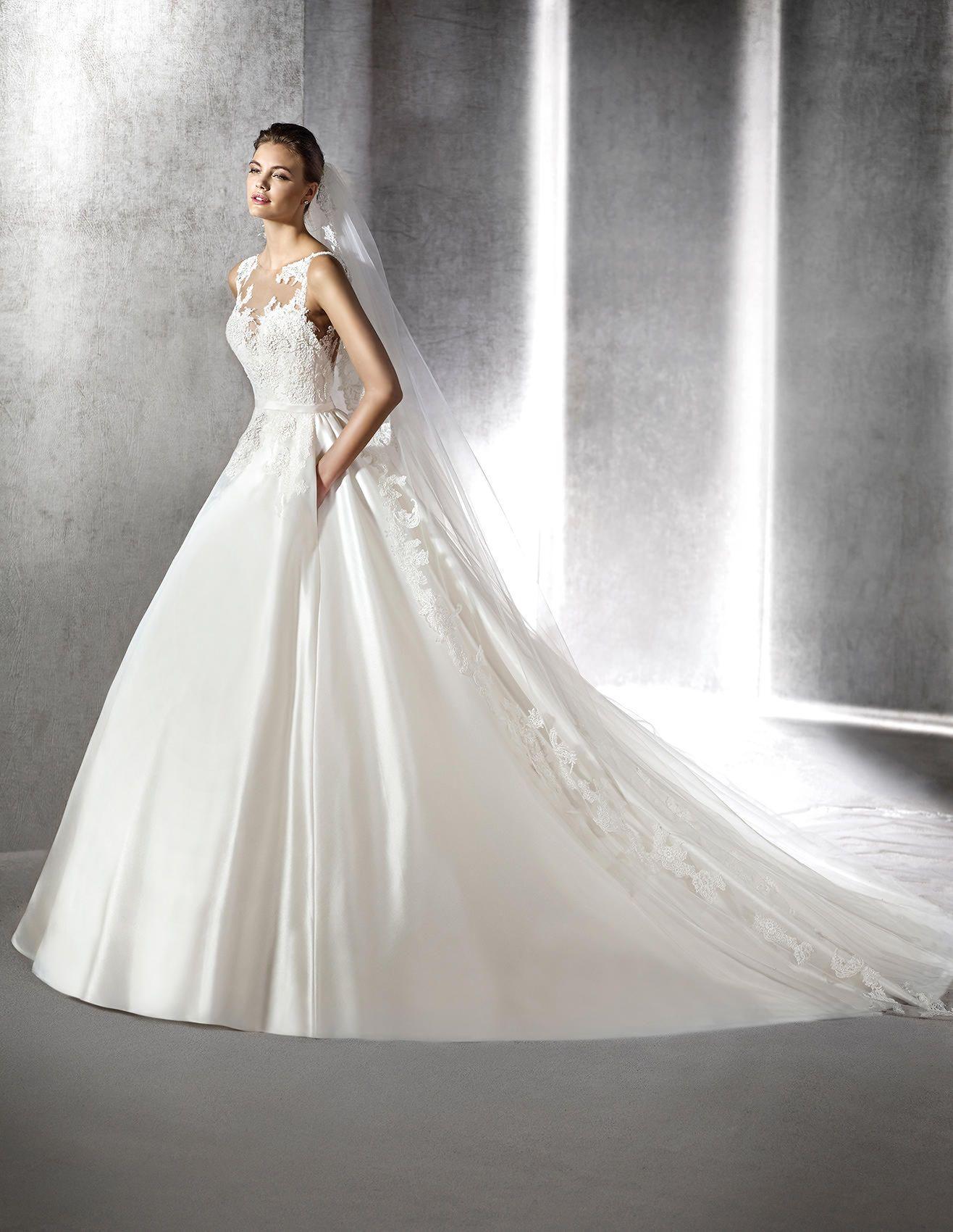 ZAYAN Princess Wedding Dress In Lace St Patrick St Patrick