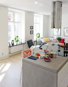 best small open plan kitchen living room design ideas also rh pinterest