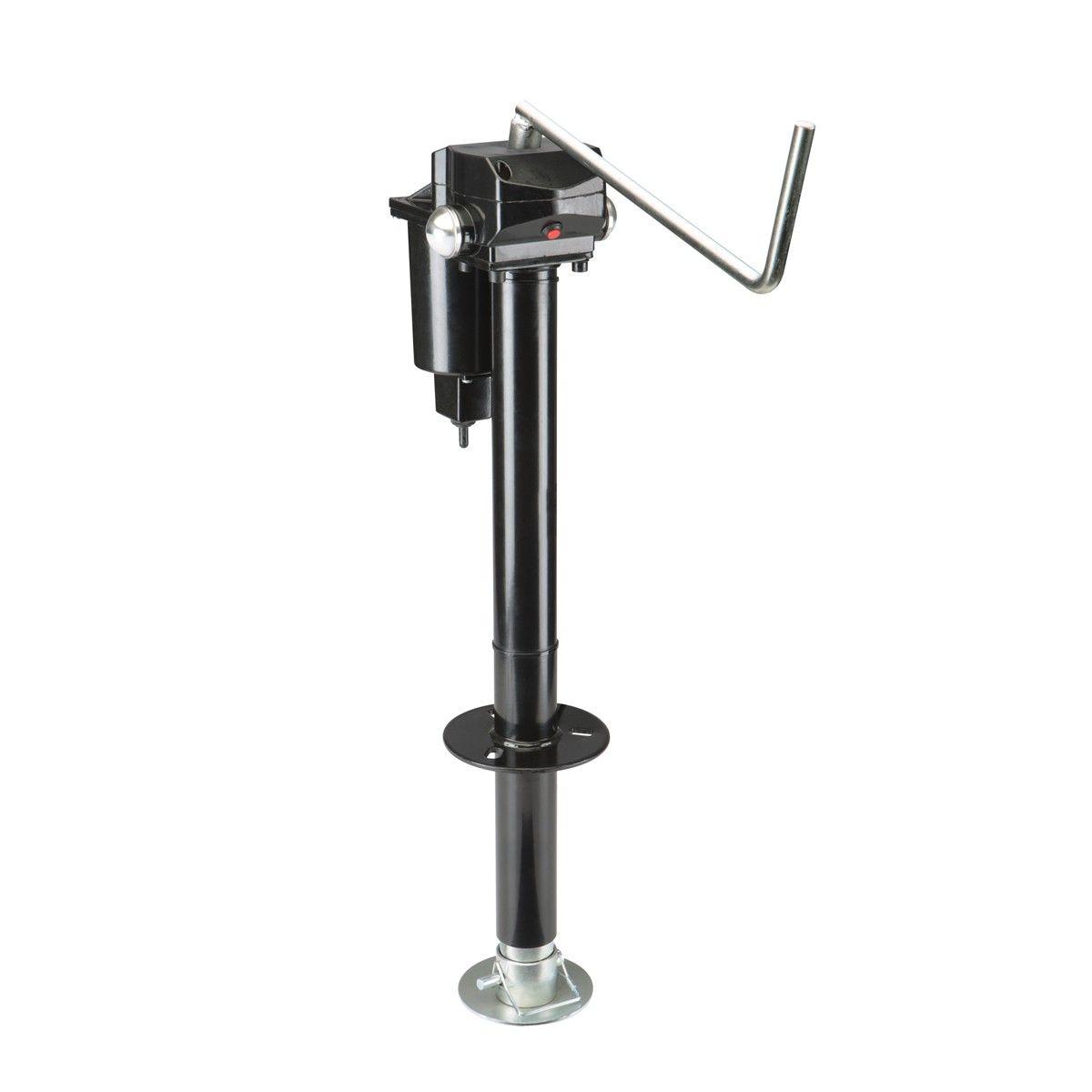 Haul Master 69899 3500 Lb Capacity Electric Trailer Jack
