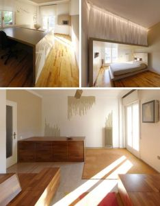 Beautiful designs light wood serene for the home pinterest small spaces cabin and woods also rh