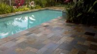 rectangle pool landscaping ideas | ... Rectangular ...