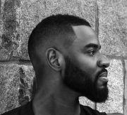 fade haircut styles black men