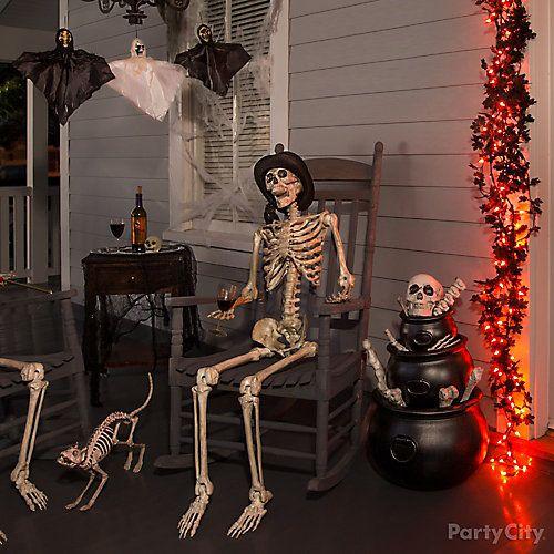 Haunted House Entrance Ideas Halloween Ideas Pinterest House