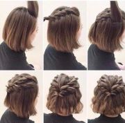 gorgeous prom hairstyle design
