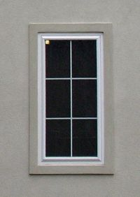 Exterior Stucco Window Trim ... | Kitchen/Remodel Ideas ...