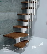 Mini Bianco Space Saver Loft Staircase > Space Saver loft ...
