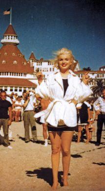 Marilyn Monroe Coronado
