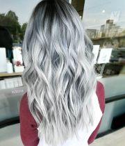 silver platinum hair ideas