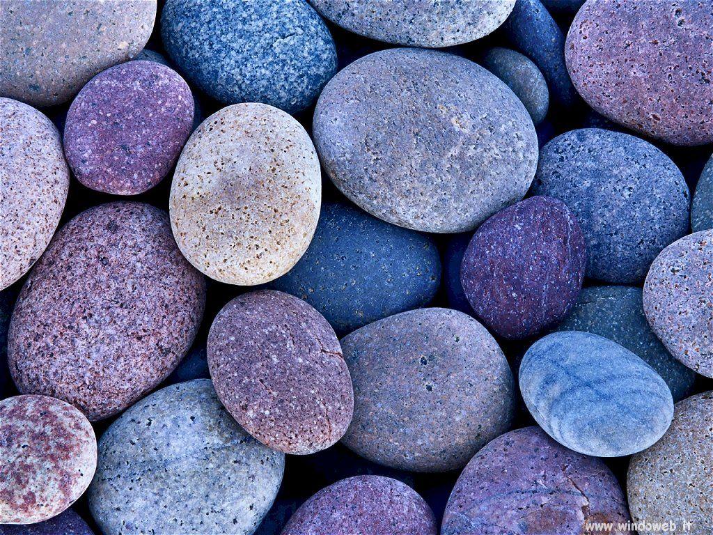 Blue River Rock Pebbles