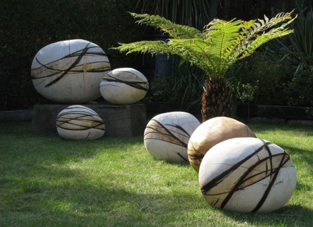 Garden Art Sculpture Trends Garden Sculpture Design How Does