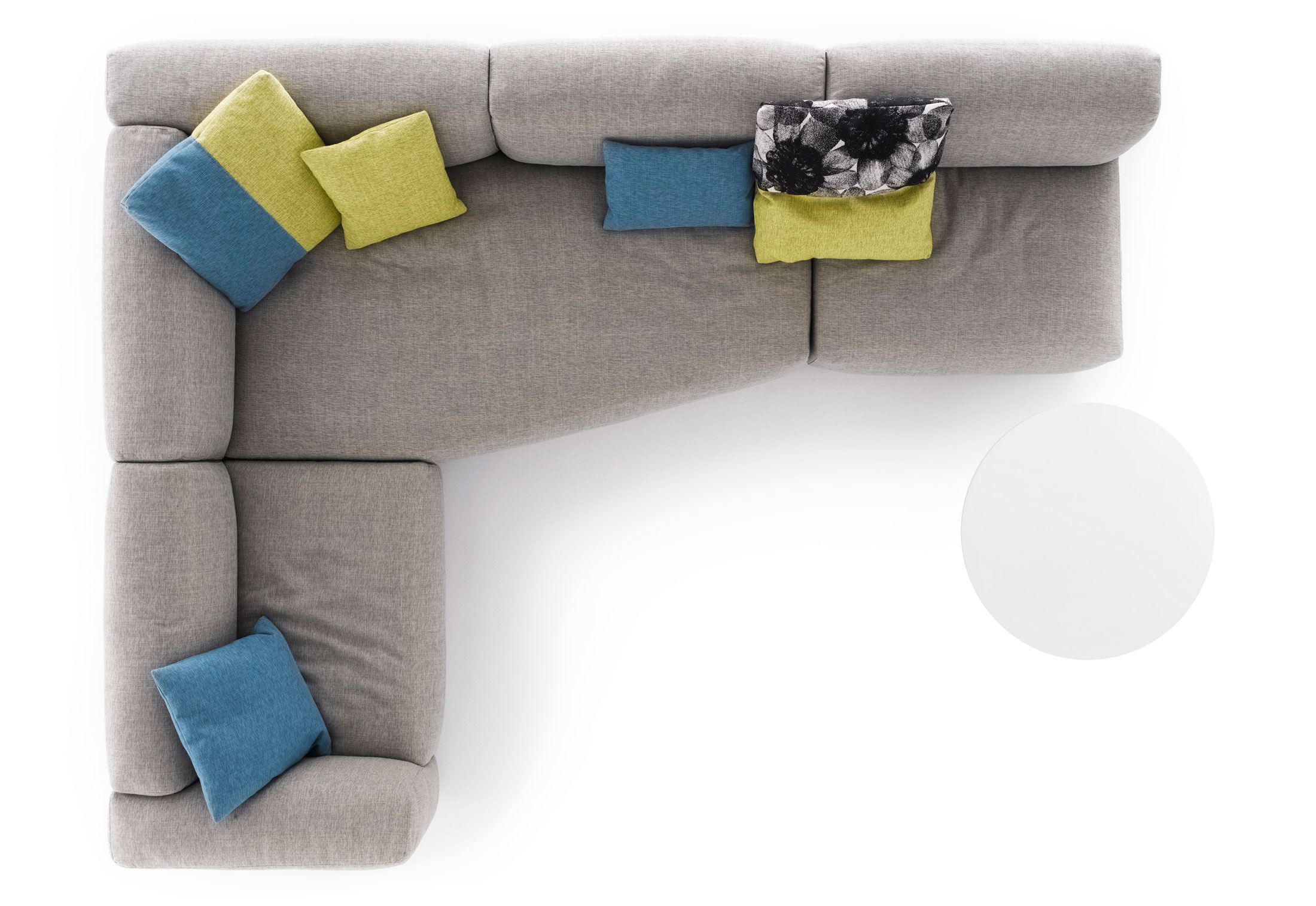sofa bed cad block free julia cupholder convertible futon white top view italia sofas design at psd plan