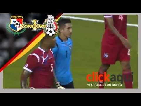FOOTBALL - Mexico vs Panama 1-2 Resumen Completo Copa Oro 24-Julio ...
