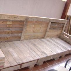 Diy Sofa From Pallets Ligne Roset Togo For Sale Exterior Palets Wood And Pallet Projects