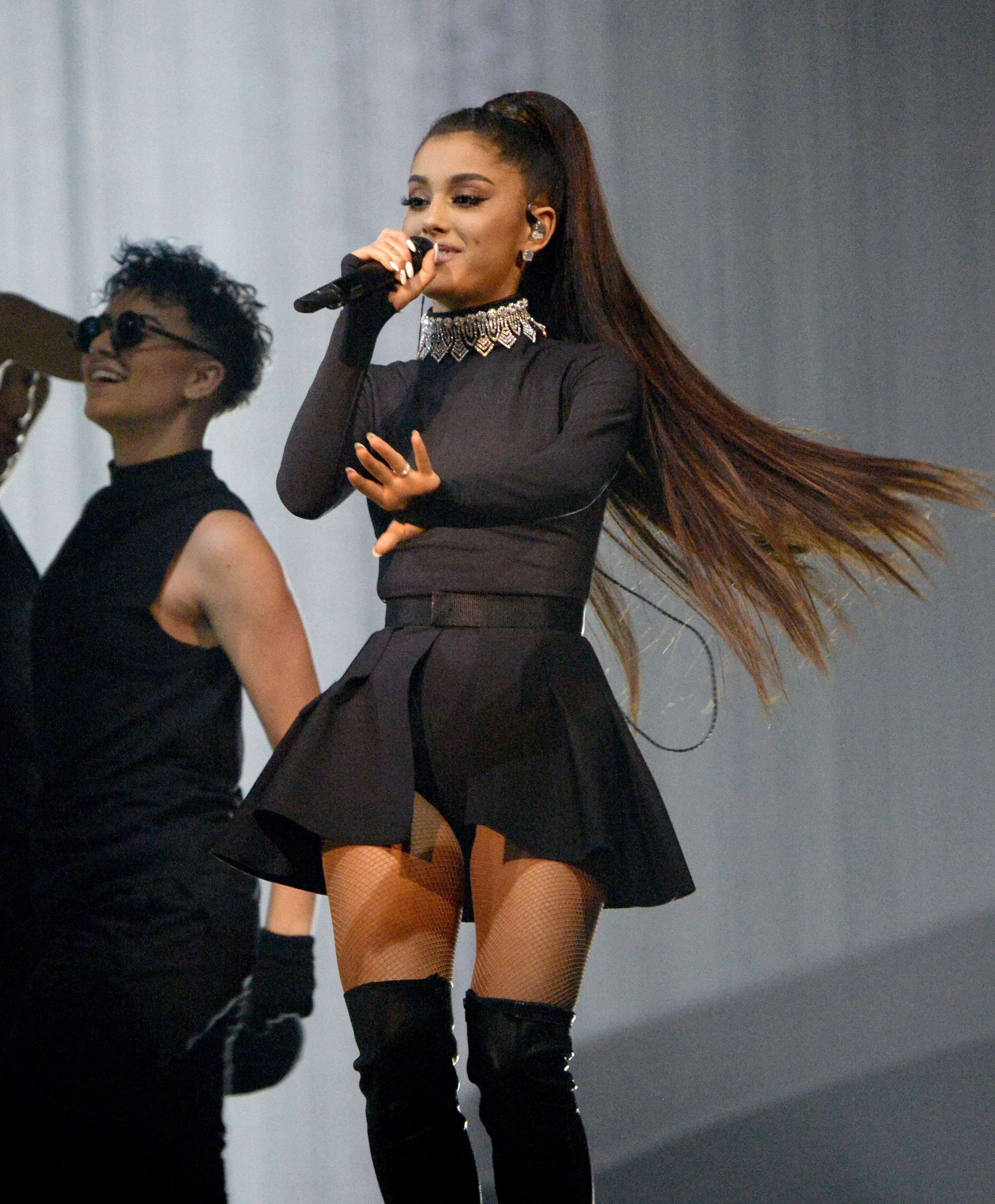 All The Best Looks From Ariana Grandes Dangerous Woman