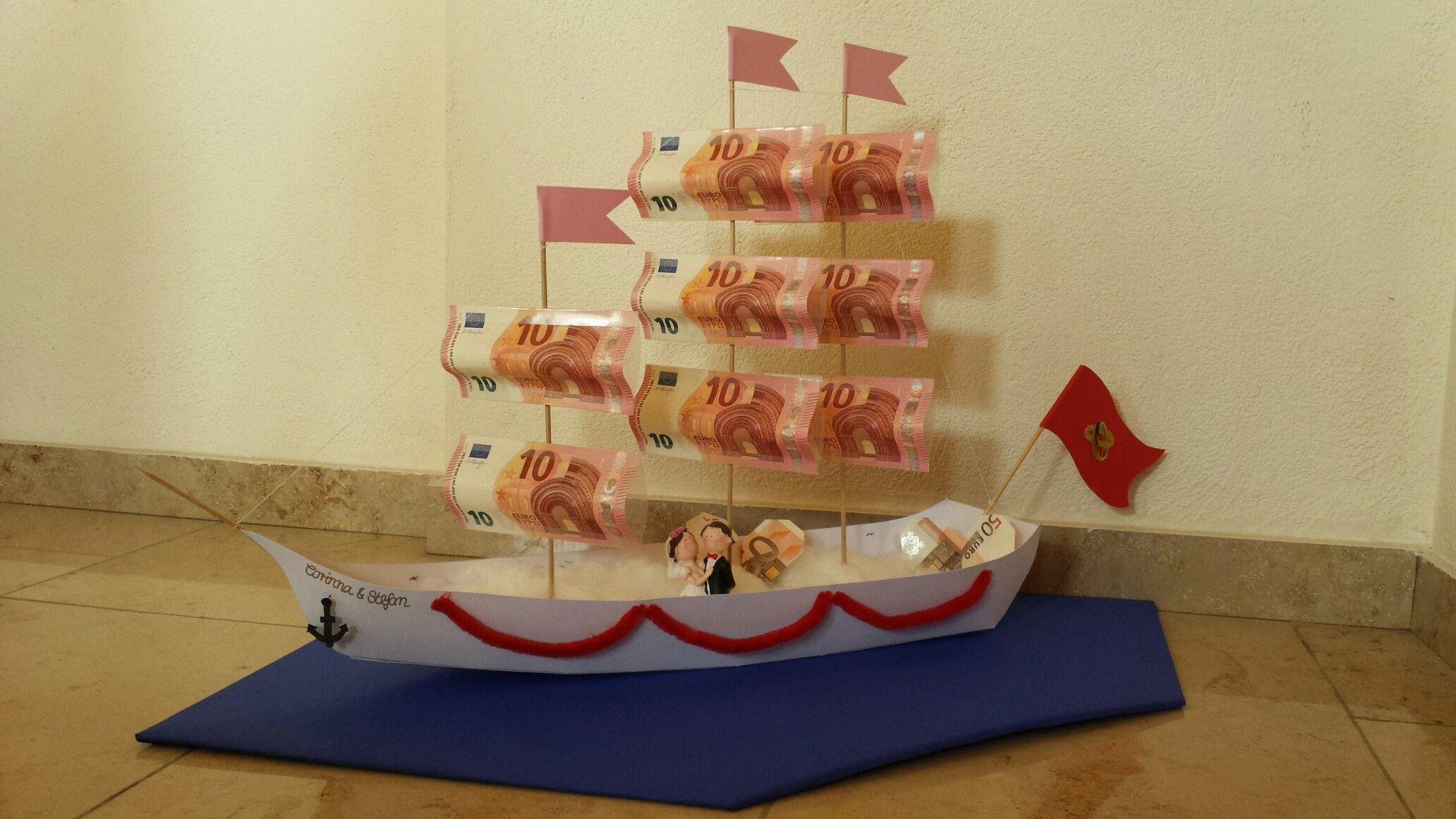 Geldgeschenke Zur Goldenen Hochzeit Verpacken Geld Hochzeit
